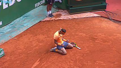 Nadal vs Monfils - Monte Carlo Rolex Masters 2016 Final