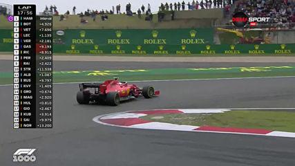 Как се разви уикендът в Китай във Формула 1?