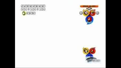 Sonic Heroes - Hack