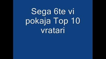 top 10 vratari