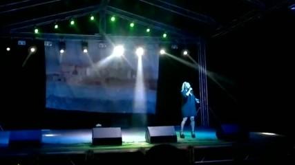 Концерта на Десислава на панира в град Видин - част -4