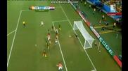 Камерун 0:4 Хърватия (бг аудио) Мондиал 2014