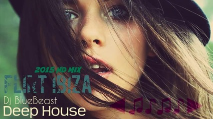 Български Сет • Deep House Mix • Dj Bluebeast - Flirt Ibiza