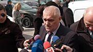 Валентин Радев за показанията на залятата с киселина: Лекарите като разрешат - тогава