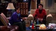 Теория за големия взрив / The Big Bang Theory Сезон 1 Епизод 15 Бг Аудио