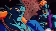 Gohan vs Bojack and his Galactic Warriors 1/2