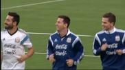 Аржентина без Агуеро срещу Швейцария