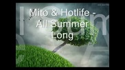 Mito _ Hotlife - All Summer Long (feat Roberta Harrison - Seven24 _ Soty remix)