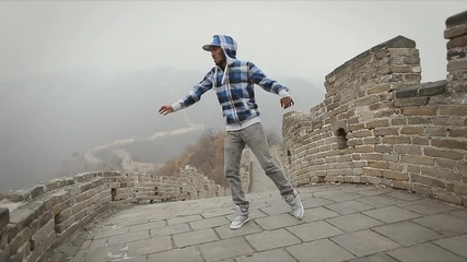 Dreamer Dubstep Dance Skills [great Wall of China]