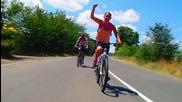 От Бургас до Варна с колела - Осма част Обиколка на България 2014 !!!