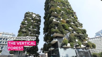 City Innovations: You've never seen towers like this before