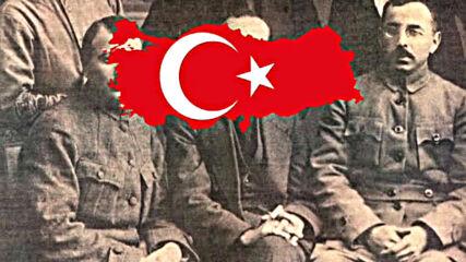 Turk Sosyalist Sarkisi - Haydi Barikata ( Ingilizce Altyazili) ♥ Ben Turkum ♥