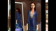 Дрехите На Роуз От Титаник В Играта Sims 2