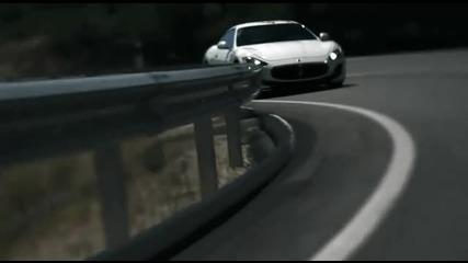 Maserati Granturismo Mc Stradale hits the track