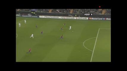Волфсбург - Цска Москва 0:1 Графите