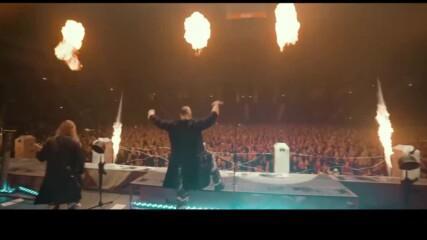 Sabaton - Carolus Rex ( Live - The Great Tour - Stockholm)