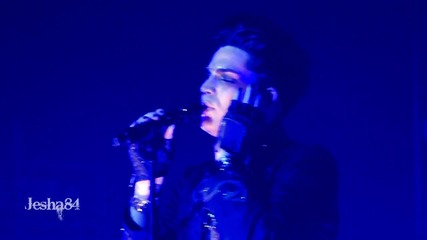 Adam Lambert - Soaked Glam nation tour Wilkes - Barre,