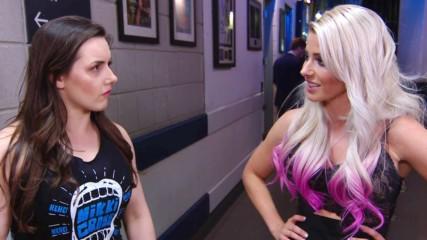 Nikki Cross will fill in for Alexa Bliss: Raw, May 13, 2019