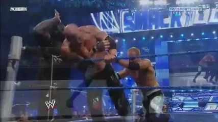 Wwe Smackdown 25/06/11 part 6/6