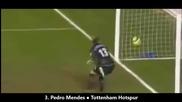 Топ 10 незачетени гола във Футболната история