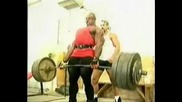 Bodybuilding - Requiem for a Dream