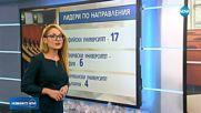 СУ оглави годишната класация на висшите училища в България