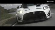 Jaguar Xkr-s Gt - Красавец