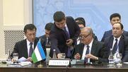 Uzbekistan: Lavrov meets with SCO counterparts in Tashkent