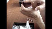 xphone iphone стил златни телефони Dual Sim двойствен режим