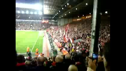 Liverpool 4 - 0 Real /the Cop/