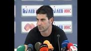 ВИДЕО: Георги Иванов: Левски е най-важен, не аз