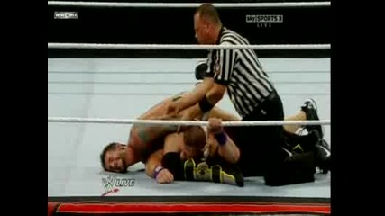 Wwe Raw - Cm Punk vs. John Cena 17.01.2011