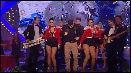 Petar Mitic - Gas do daske - GNV - (TV Grand 01.01.2015.)