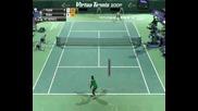 Virtua Tennis 2009 - Рафаел Надал срещу Джеймс Блейк