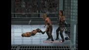 Edge vs Batista vs Undertaker World Heavyheight Champioship