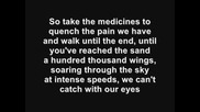 Escape The Fate - Theres No Sympathy For The Dead (lyrics)