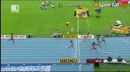 1 стотна остави Ивет извън финала на 200 м !!!