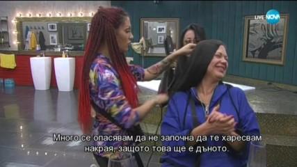 Скандалът между Албена Вулева и Весела Нейнски е в разгара си - Big Brother Most Wanted 2018