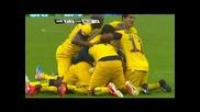 Вратар с решителен гол в 93-та минута спечели титлата за своя отбор