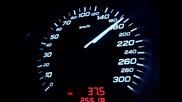 Audi S8 280 km/h