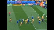 13.06 Италия - Румъния 1:1 Кристиян Панучи гол