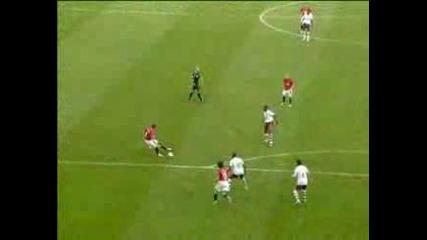 Manchester United 2 - 1 Arsenal