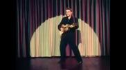 Елвис Пресли - Сините велурени обувки (превод)
