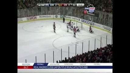 """""""Бъфало"""" и """"Чикаго"""" с важни победи в НХЛ"""