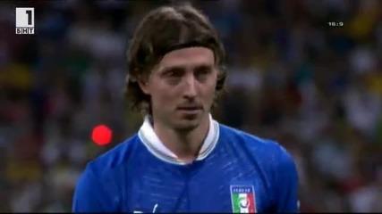 Uefa Euro 2012 Italy-england (4-2) Bg audio