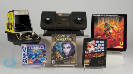 Video Game Hall of Fame Honours Pong, Doom and Super Mario Bros.