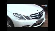Най - Мерцедес - Бенц Е класа Купе модел 2010