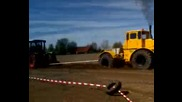 K - 700a vs Claas Xerion