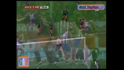 28.02 Atletico Madrid - Valencia 4:1 Кун Агуеро гол