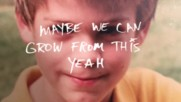 The Chainsmokers - Young ( Lyric Video )
